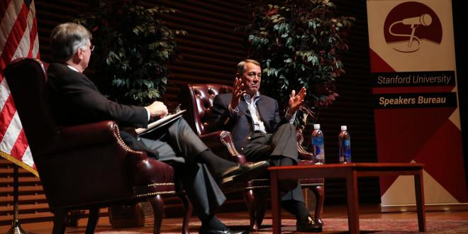 John Boehner talks election, time in office