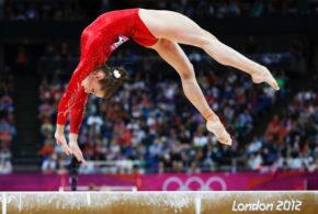 Gymnastics alums look back on Olympics