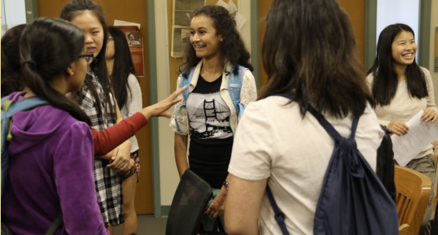 Artificial intelligence camp bridges STEM gender gap