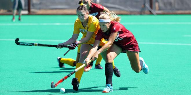 Field hockey takes two in final regular-season homestand
