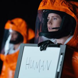 Amy Adams in Denis Villeneuve's new film Arrival