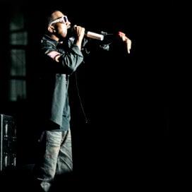 Kanye West performs live in Std Negara, Kuala Lumpur. (Wikimedia Commons, Shahril Affandi Radzali)
