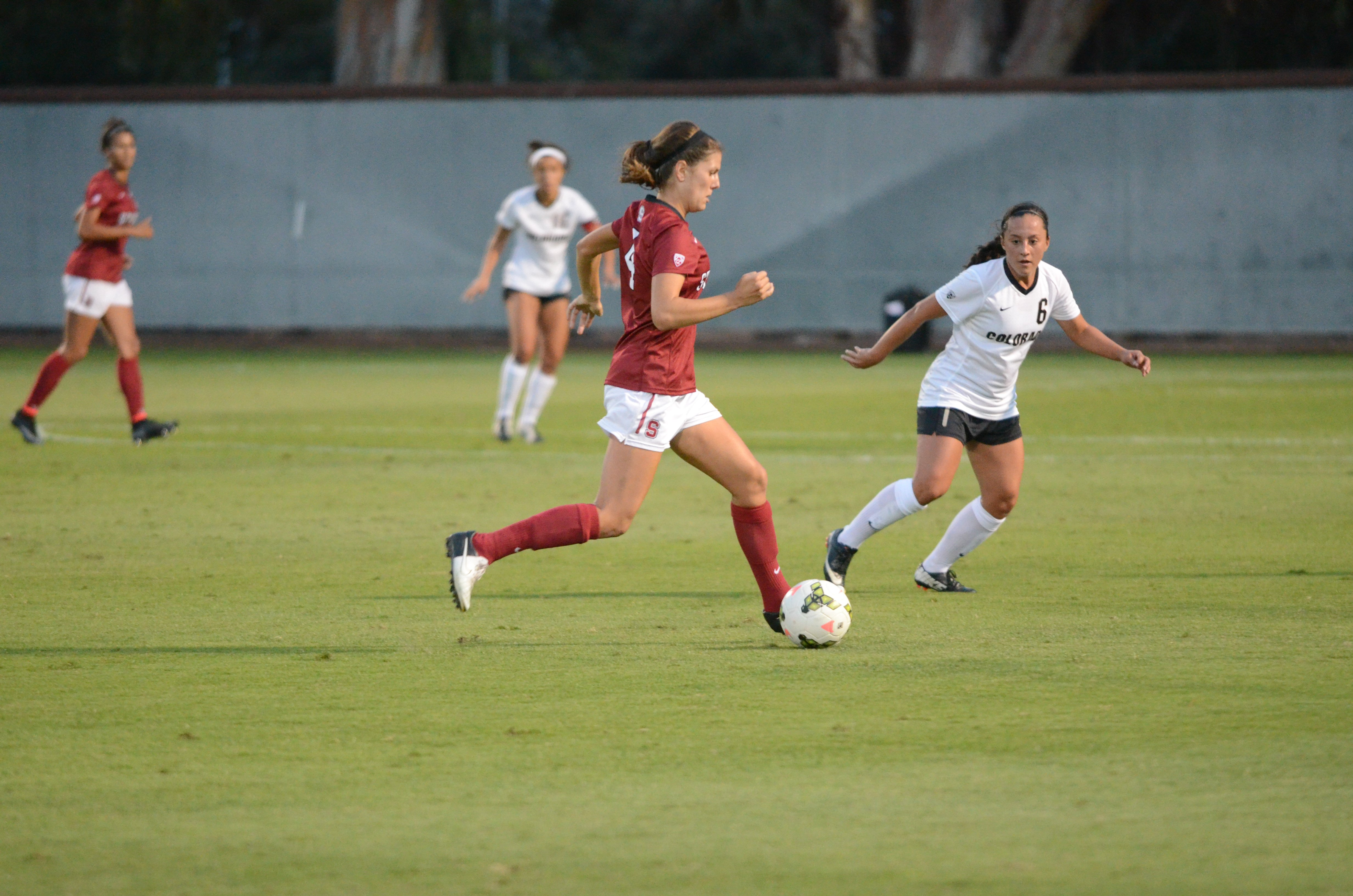 Maddie Bauer (LAUREN DYER/The Stanford Daily)