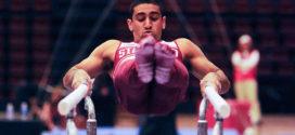 Men's gymnastics dominates Stanford Invitational, women experience individual success