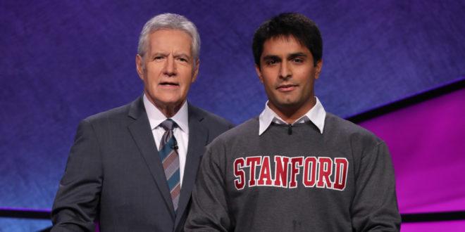 Viraj Mehta '18 competes on 'Jeopardy!' College Championship