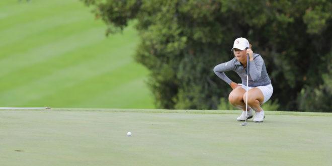 Women's golf starts 2017 fast with Peg Barnard win