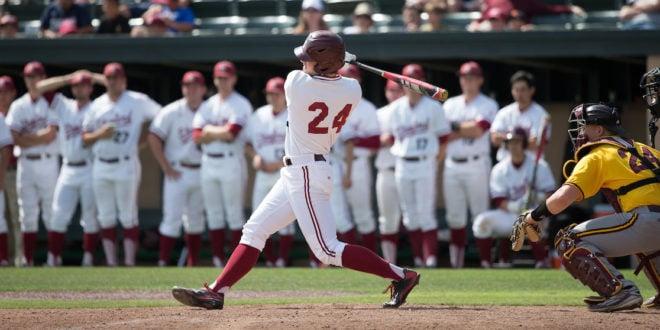 Baseball splits four-game series at Rice