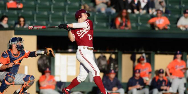 Walk-off wonder Brodey powers baseball past Texas