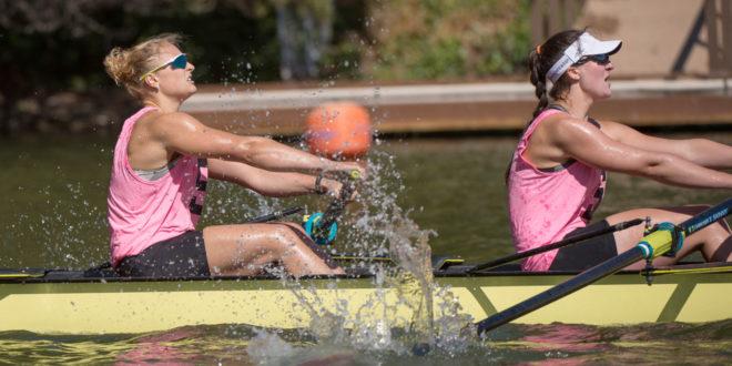 Women's rowing starts season strong