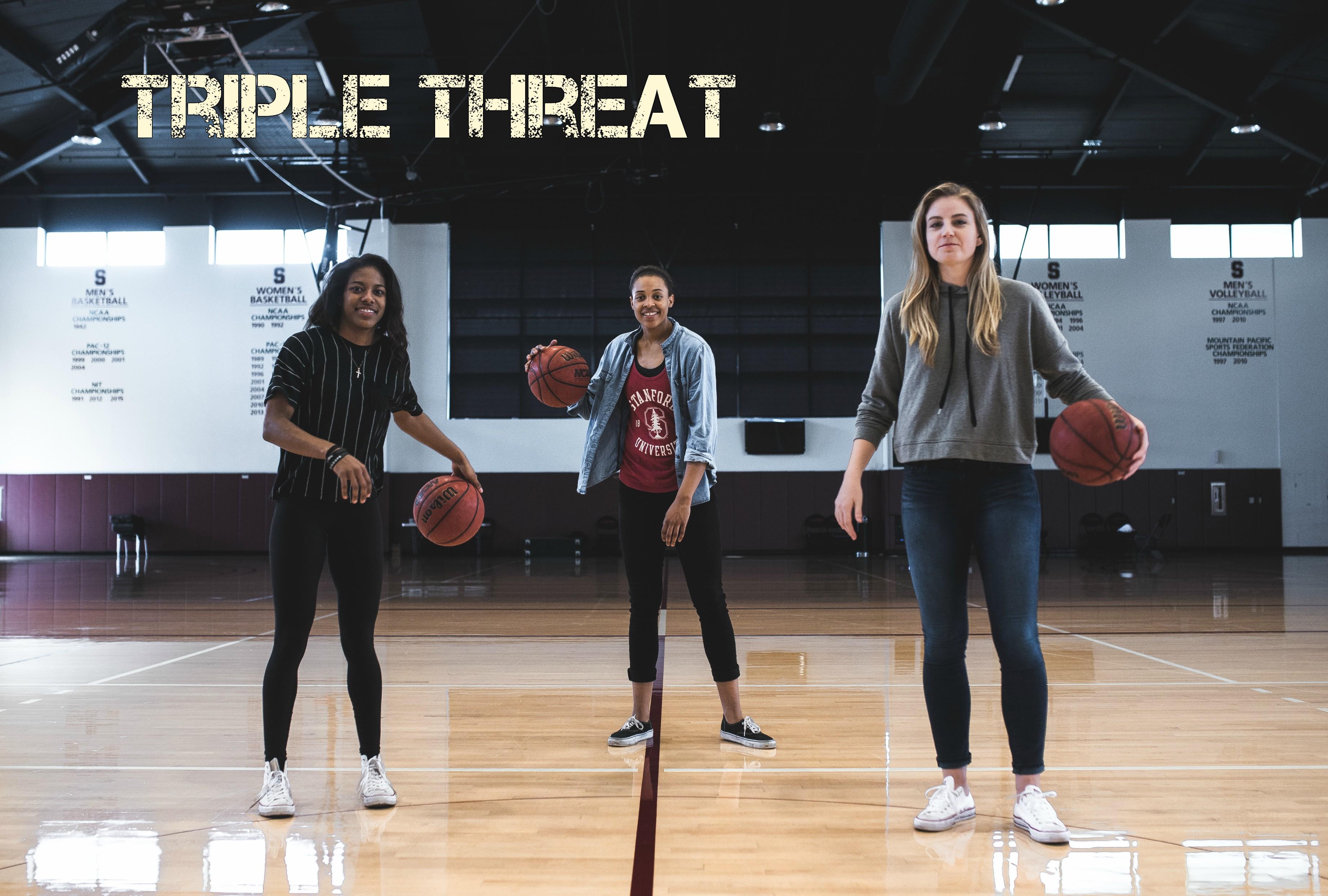 Triple Threat cover photo