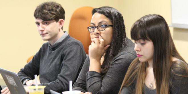 Senate proposes impeachments, opens online student forum