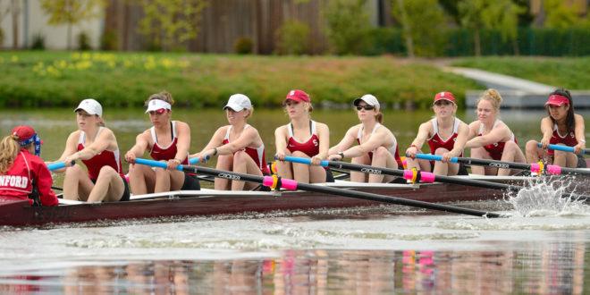 West Coast regattas bring success for Stanford rowing