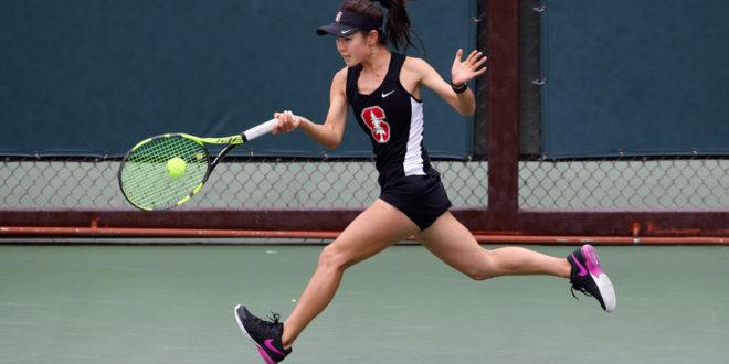 No 10 Women S Tennis Looks To Continue Hot Streak Against