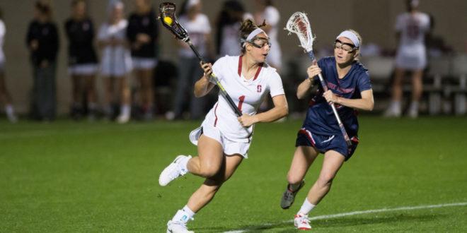 Great play in weekend split leaves lacrosse hopeful in final stretch of regular season