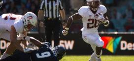 Football blows past Rice in season opener