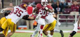 Football faces massive hurdle against No. 6 USC