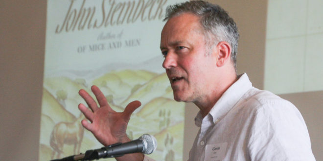 Classy Classes: American Studies class examines Steinbeck's multidisciplinary vision