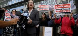 Law professor Michele Dauber receives rape threat, suspicious powder