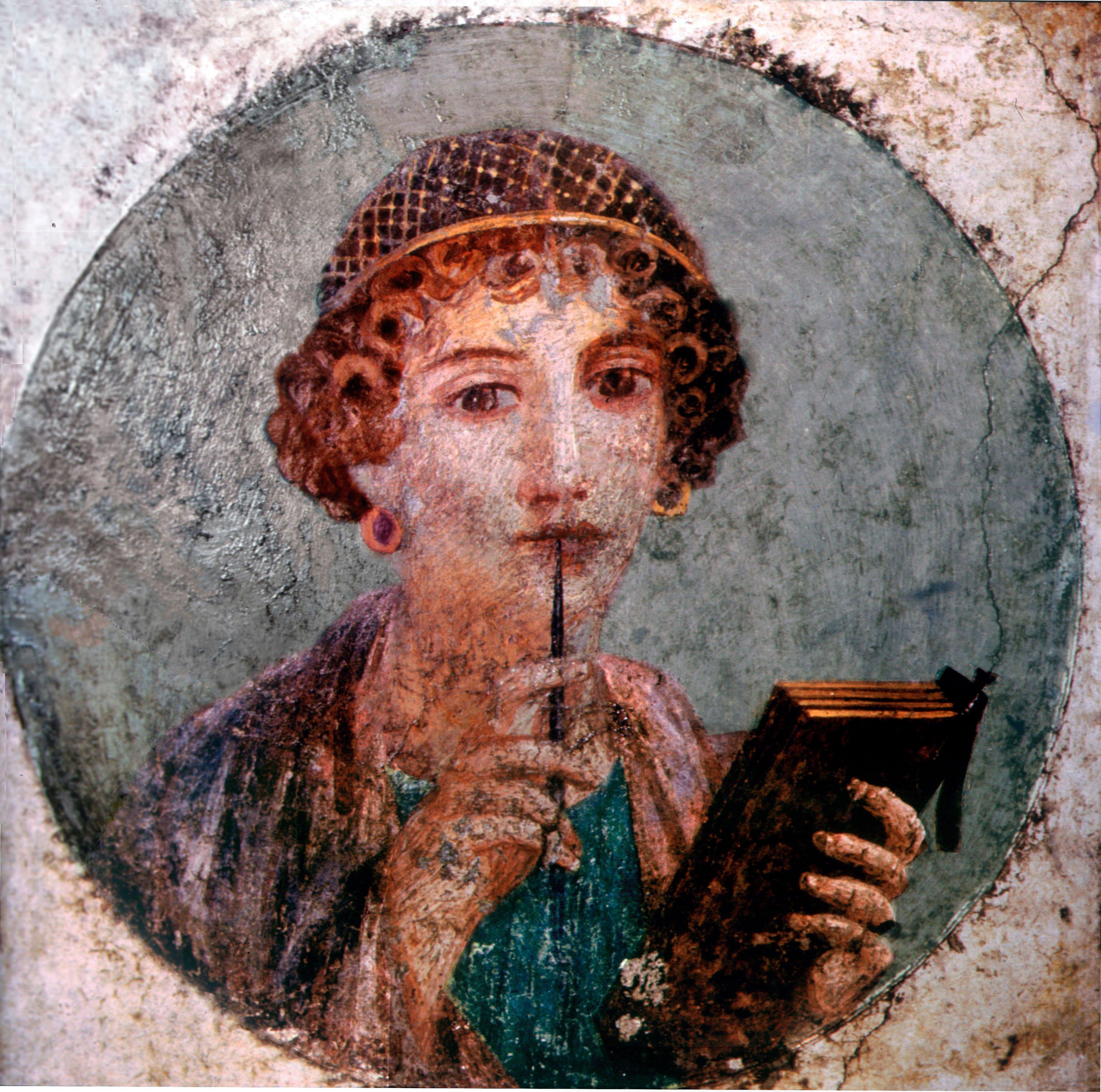 Sappho ancient greece