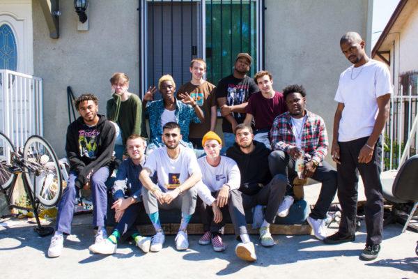 A look at BROCKHAMPTON, a hip-hop anti-collective All-American Boyband