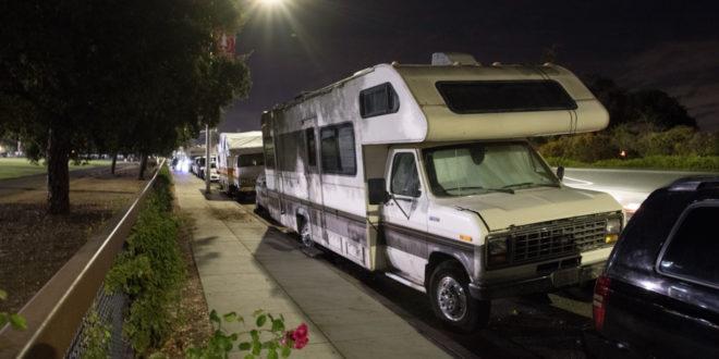 Behind the RVs lining El Camino: Palo Alto's affordable housing crisis