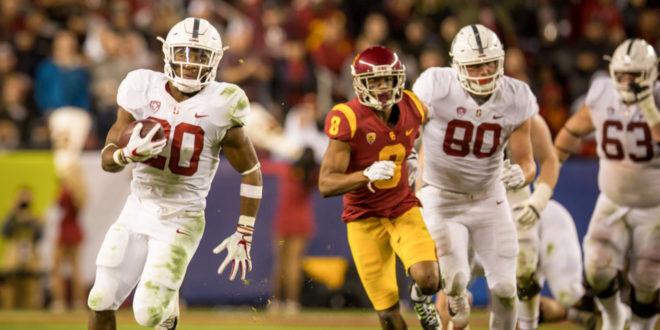 Football falls to Trojans in Pac-12 Championship