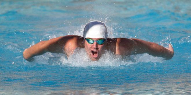 No. 4 men's swimming and diving upsets No. 1 Cal on Senior Day