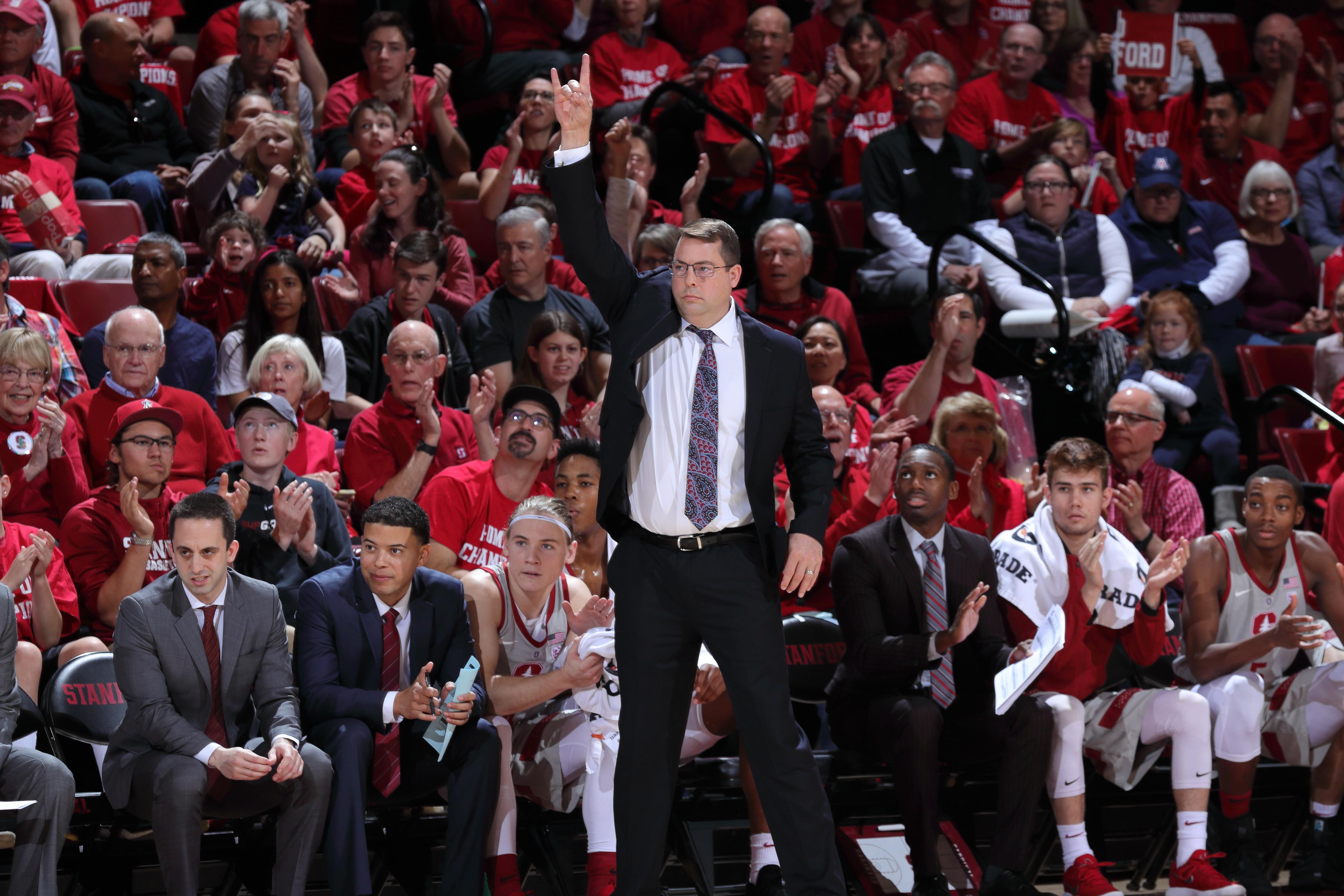 Men's basketball roundtable: Can Cardinal climb Pac-12 standings?