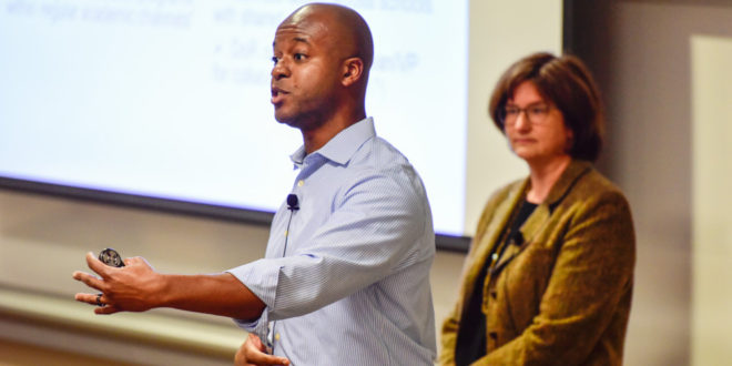 Faculty Senate talks long-range planning