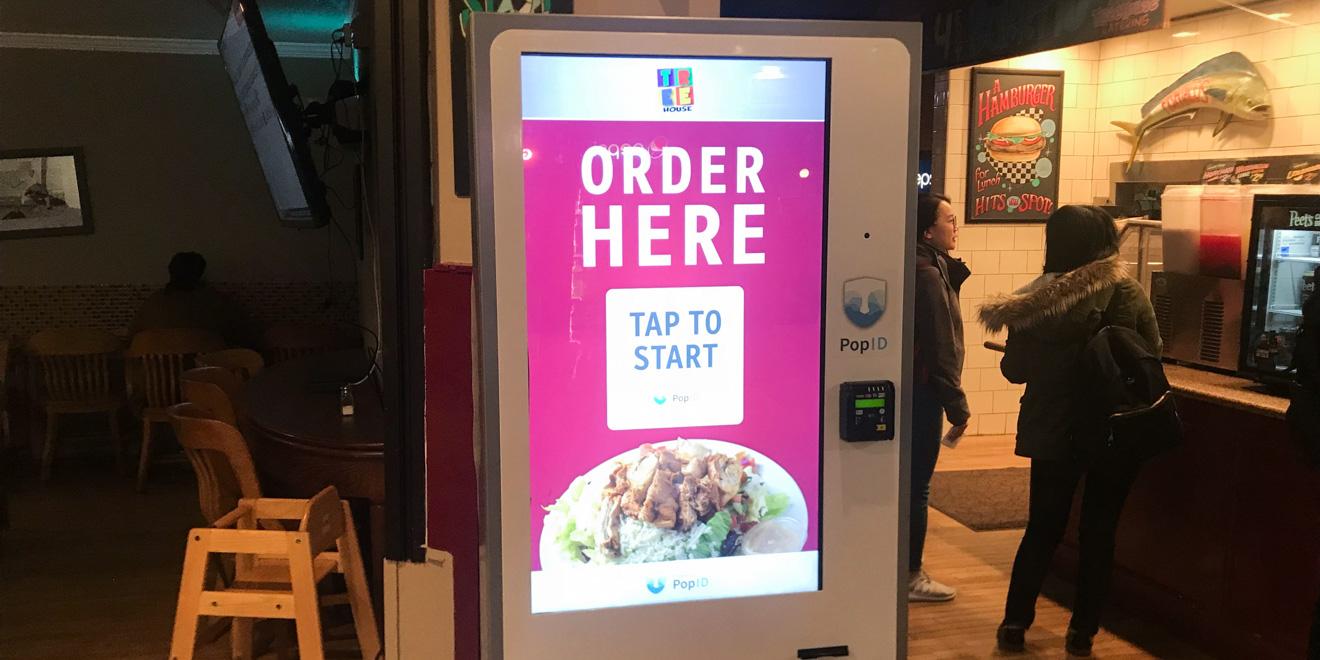 'Futuristic' PopID machines improve restaurant efficiency, raise privacy concerns