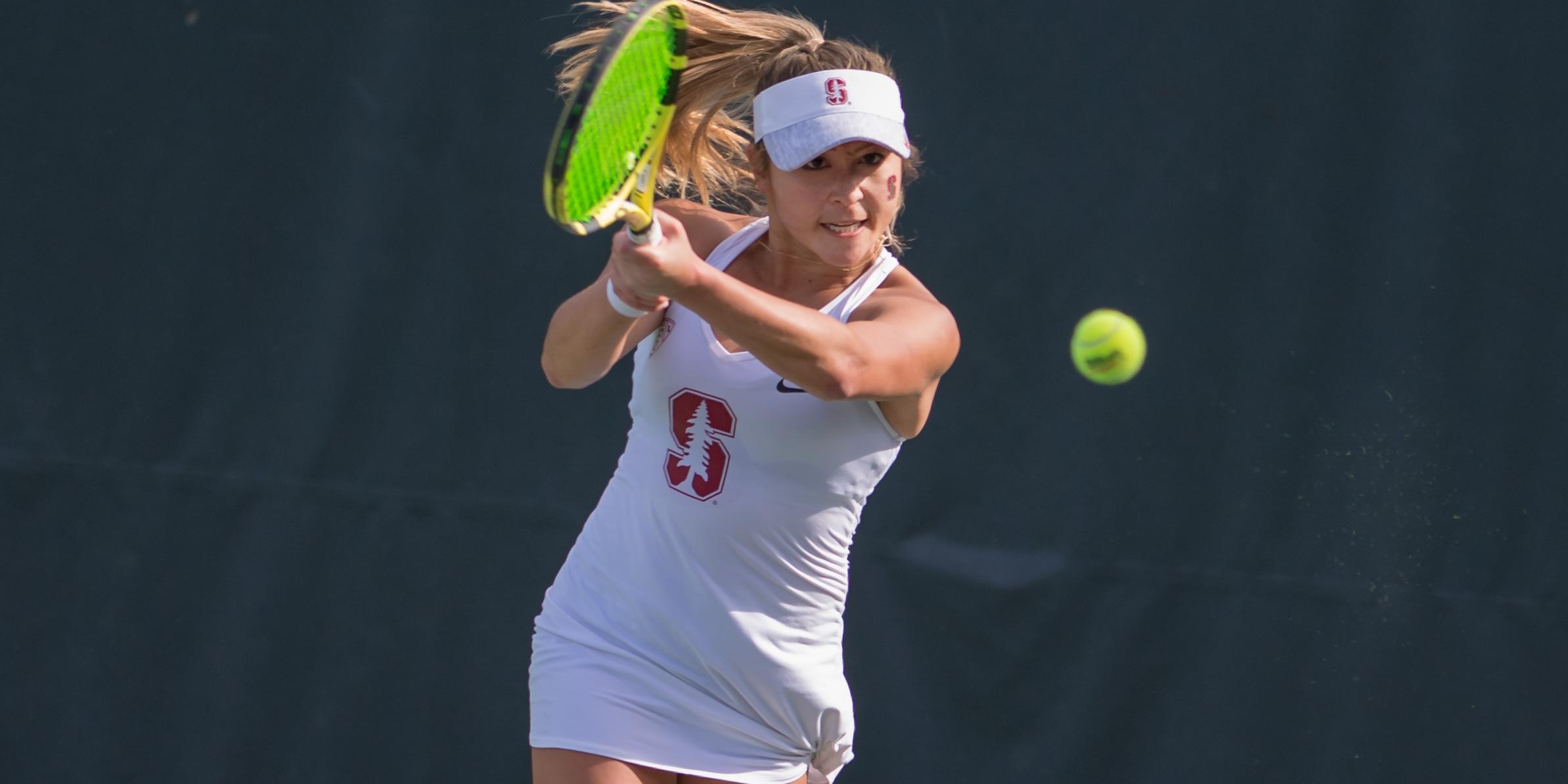Women's tennis sweeps, men's tennis drops two in weekend ...