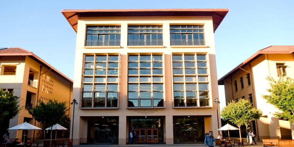 The Graduate School of Business.