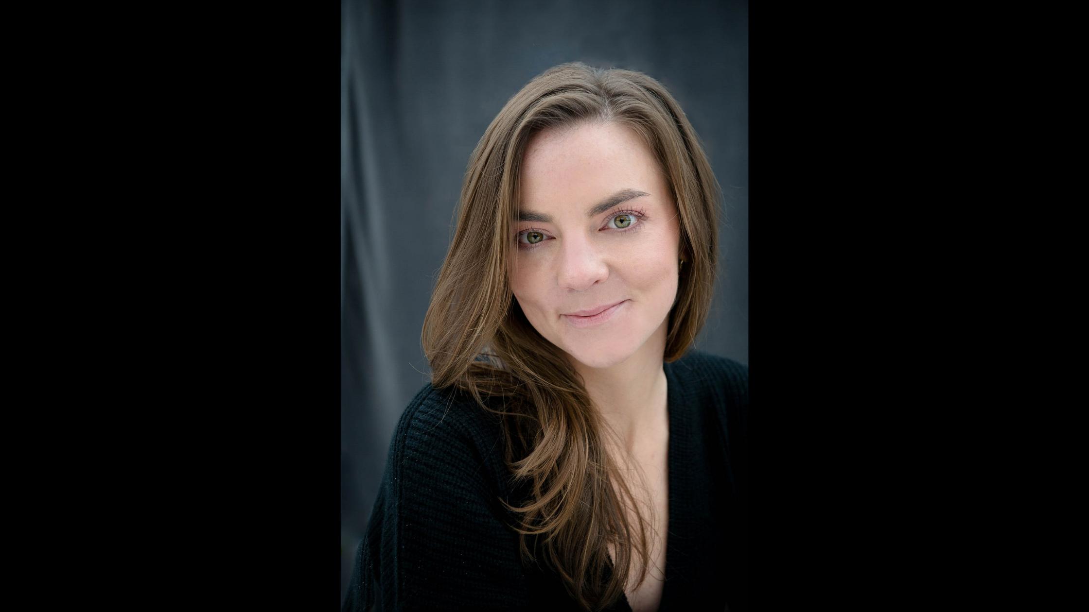 headshot of author Emily Layden