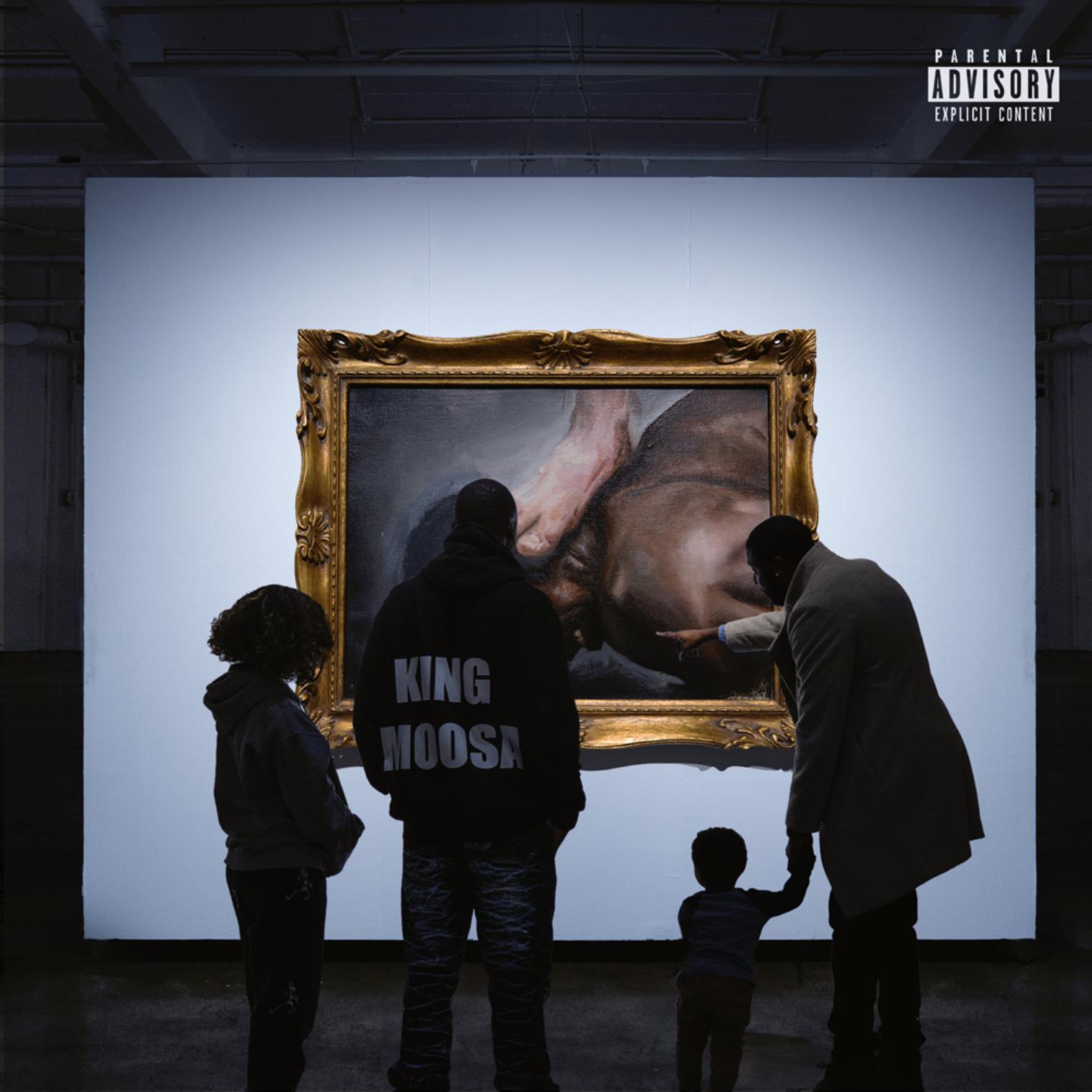 "Album cover for ""I Tape"""