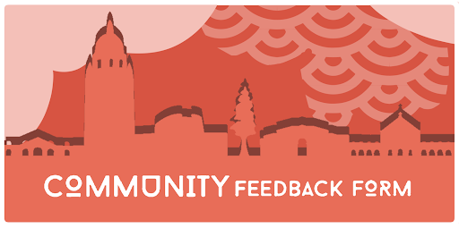 Graphic for DEI feedback form