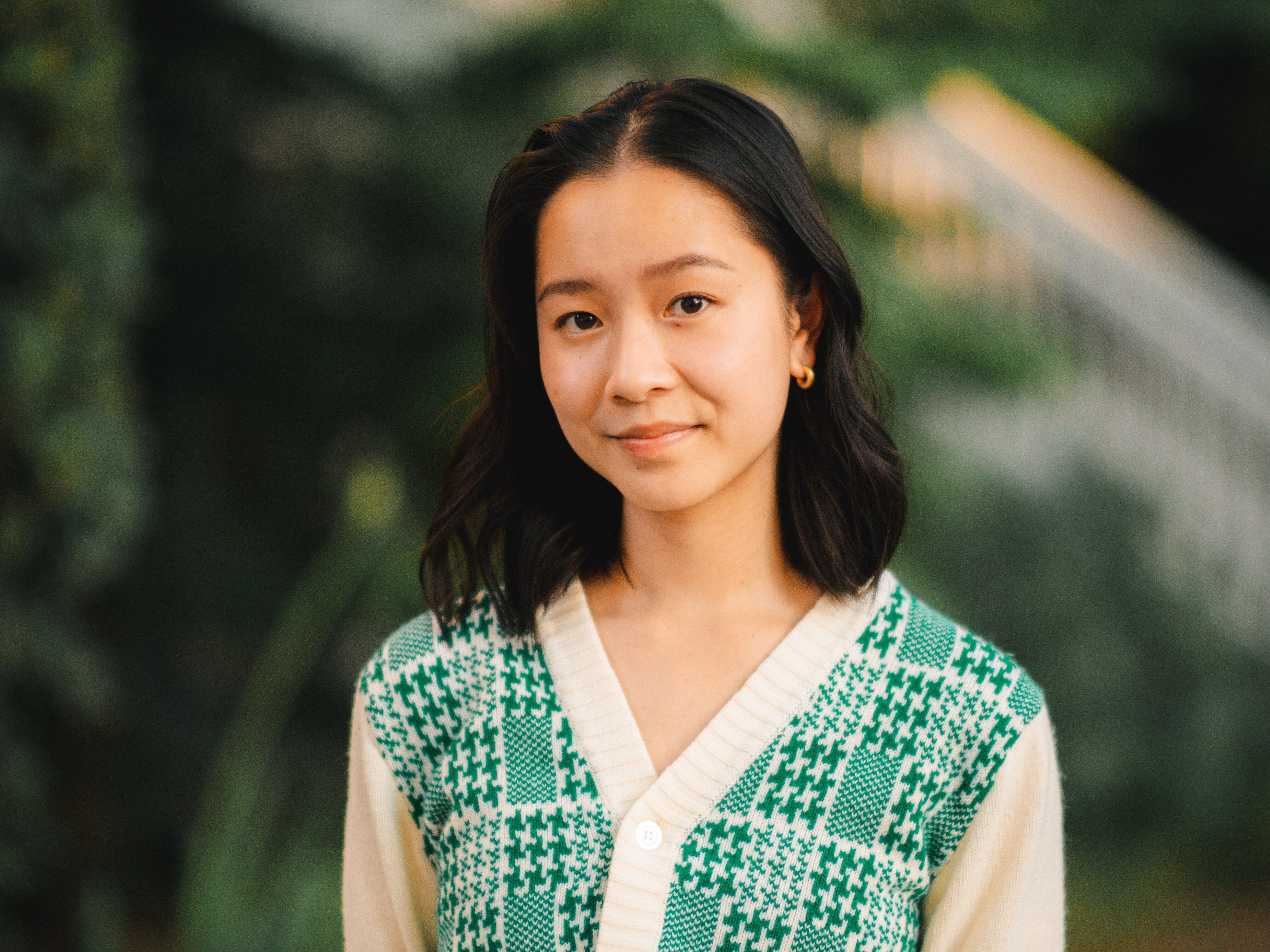 Portrait of Alexandra Huynh