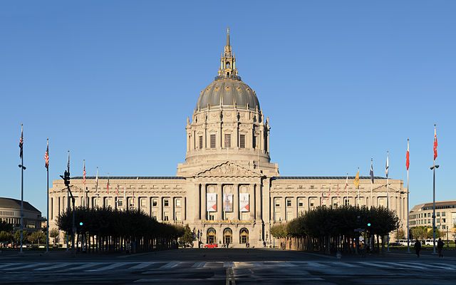 An image of San Francisco City Hall